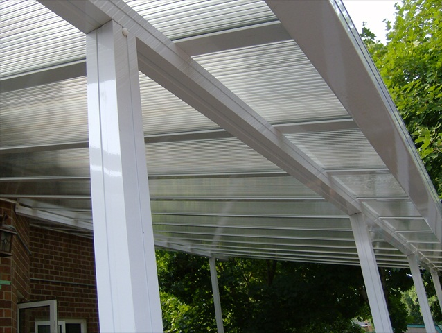 Insulated Panels As Patio Cover
