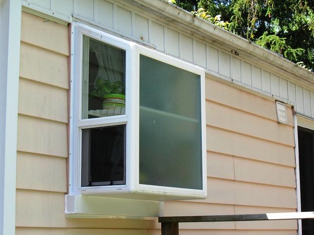 Garden windows Sepio weather shelters