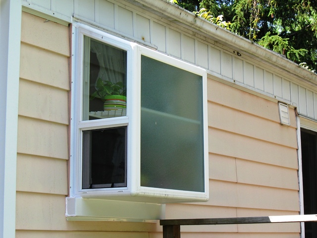 American garden window kit
