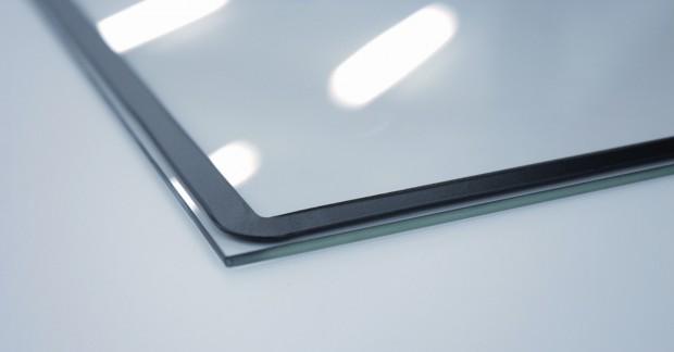 Applied glazing tape