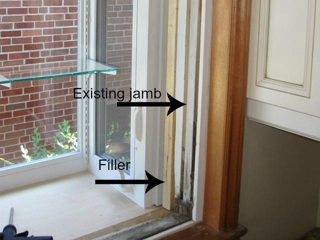 Gargen window before gamb extension installed