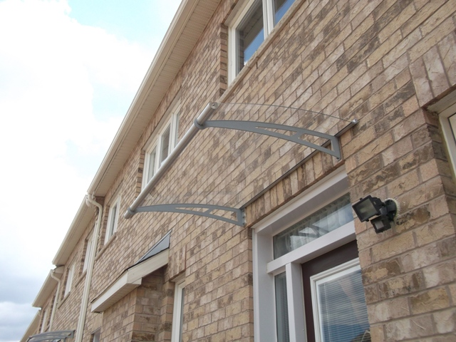 clear_awning over door