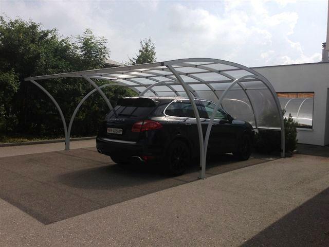 Audi carport