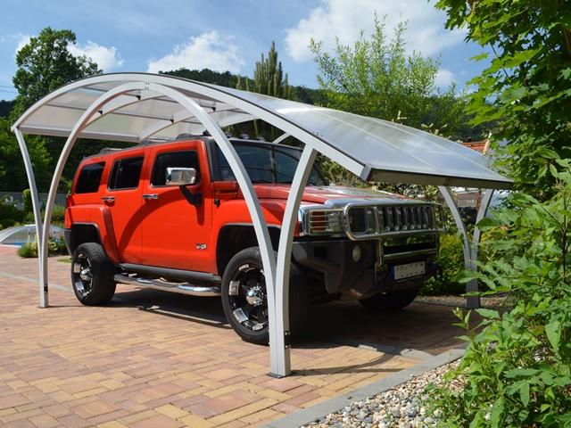 Hummer carport